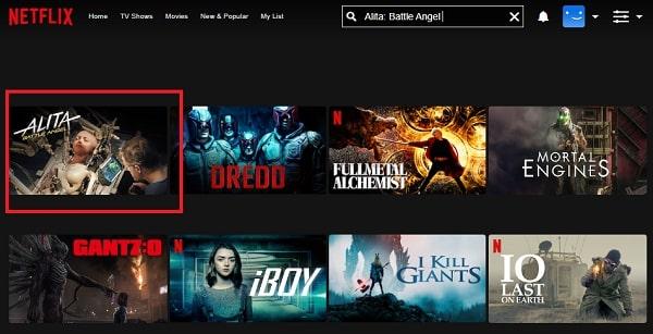 Watch Alita: Battle Angel (2019) on Netflix