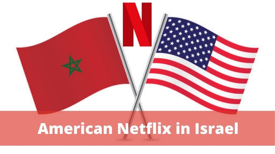 American Netflix in Israel