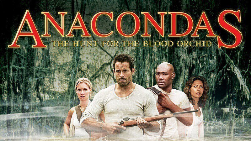 Watch Anacondas: The Hunt for the Blood Orchid on Netflix