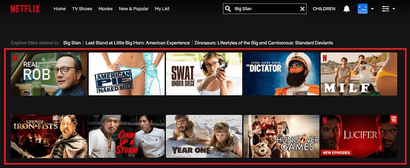 Watch Big Stan (2007) on Netflix