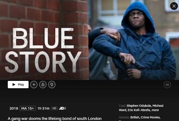 Watch Blue Story (2019) on Netflix