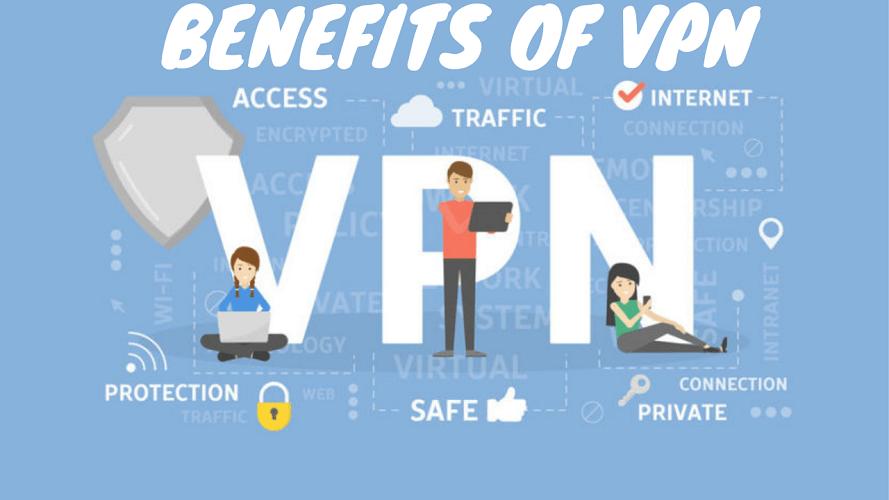 Benefits of VPN