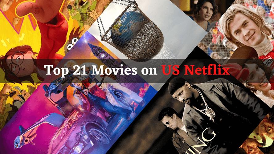Best Movie on US Netflix