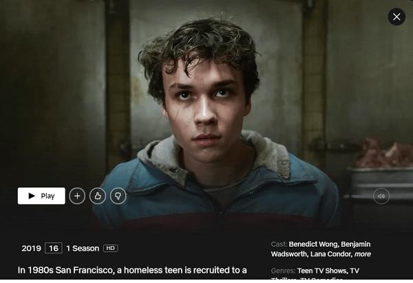 Watch Deadly Class (2019) on Netflix