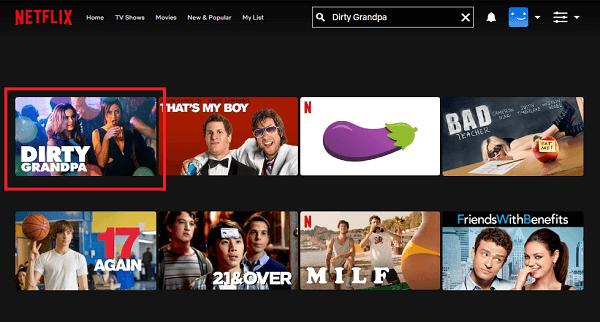 Watch Dirty Grandpa (2016) on Netflix