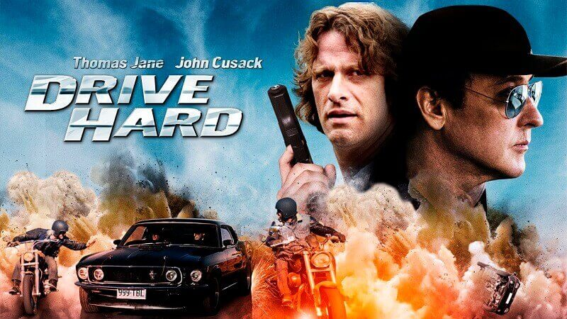 Watch Drive Hard (2014) on Netflix From