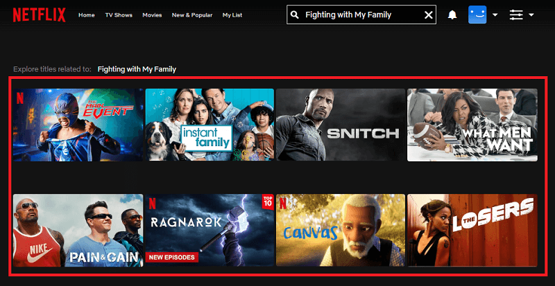 Watch Fighting with My Family (2019) on Netflix