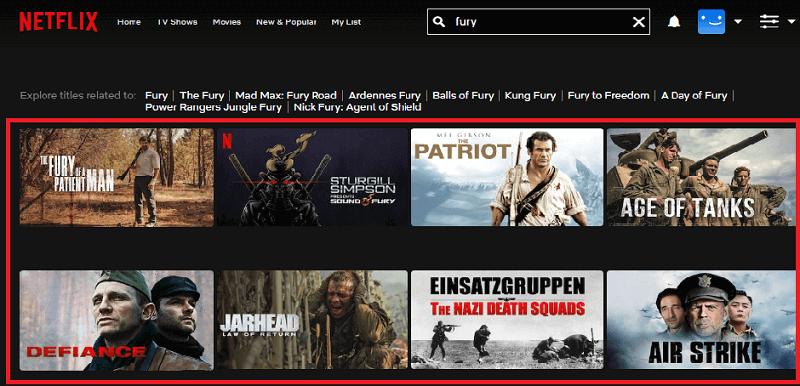 Watch Fury (2014) on Netflix