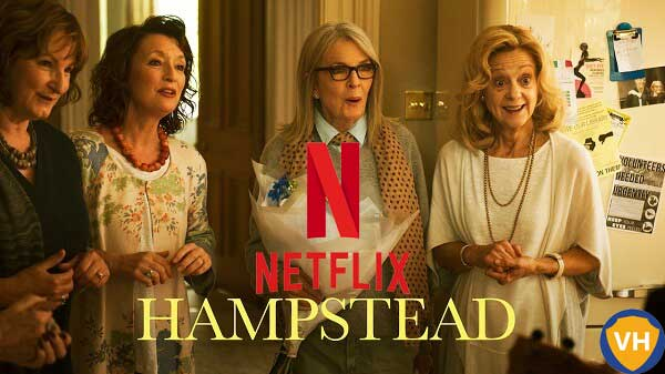 Watch Hampstead (2007) on Netflix From Anywhere in the World