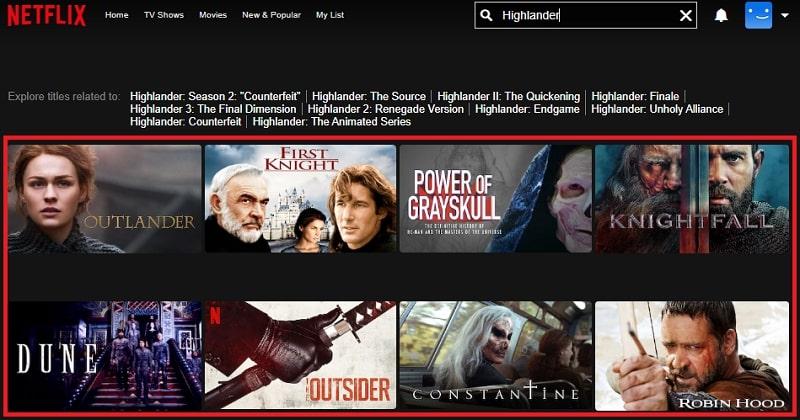 Watch Highlander (1986) on Netflix