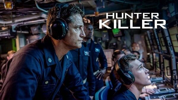 Watch Hunter Killer (2018) on Netflix