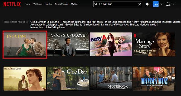 Watch La La Land (2016) on Netflix