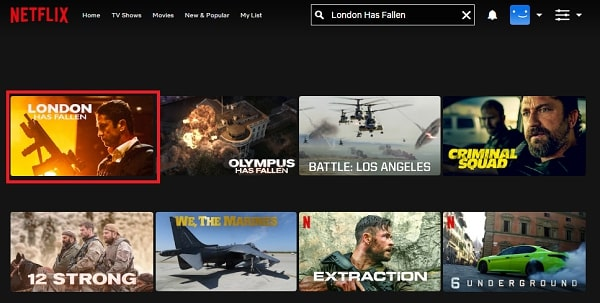 Watch London Has Fallen (2016) on Netflix