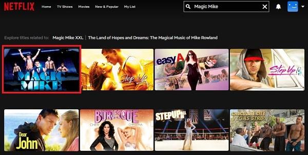 Watch Magic Mike (2012) on Netflix