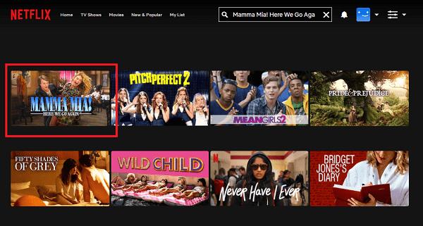 Watch Mamma Mia! Here We Go Again (2018) on Netflix
