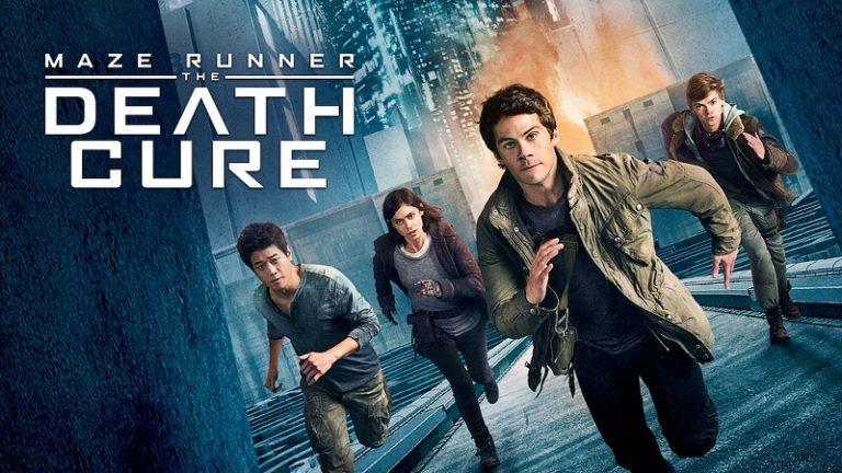 Watch Maze Runner: Death Cure (2018) on Netflix