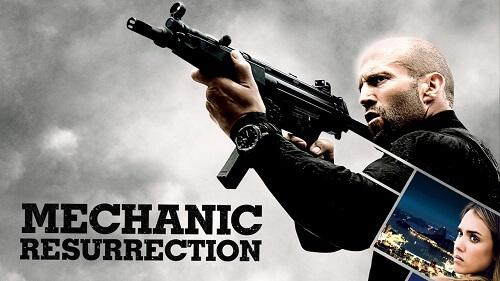 Watch Mechanic: Resurrection (2016) on Netflix