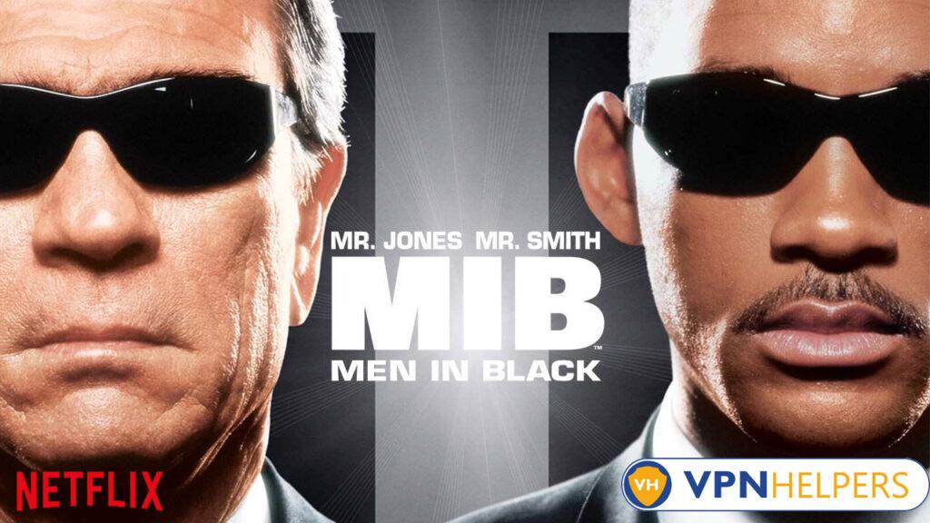 Watch Men in Black (1997) on Netflix