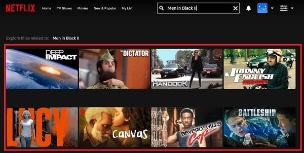 Watch Men in Black II (2002) on Netflix