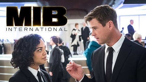 Watch Men in Black: International (2019) on Netflix