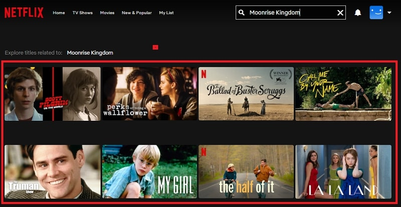 Watch Moonrise Kingdom (2012) on Netflix