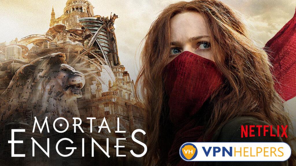 Watch Mortal Engines (2018) on Netflix
