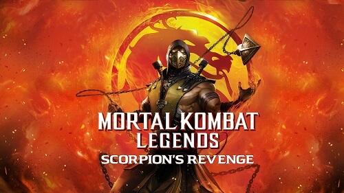 Watch Mortal Kombat Legends: Scorpion's Revenge (2020) on Netflix