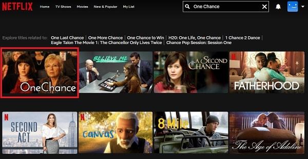 Watch One Chance (2013) on Netflix