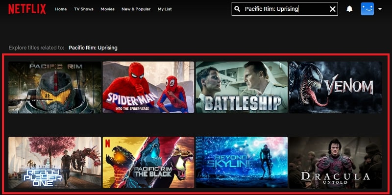 Watch Pacific Rim: Uprising (2018) on Netflix