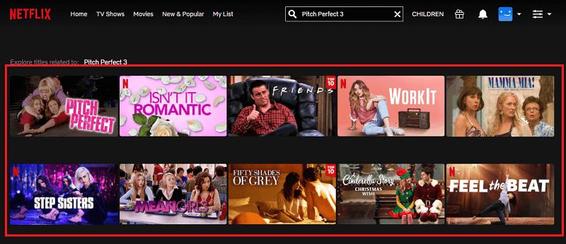 Watch Pitch Perfect 3 (2017) on Netflix