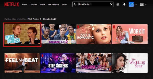 Watch Pitch Perfect (2012) on Netflix