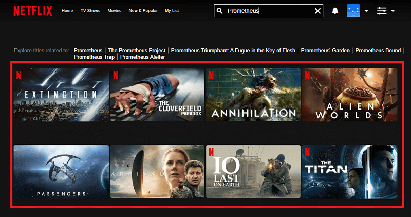 Watch Prometheus (2012) on Netflix