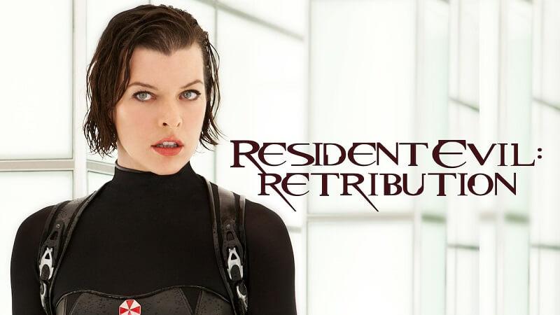 Watch Resident Evil: Retribution (2012) on Netflix