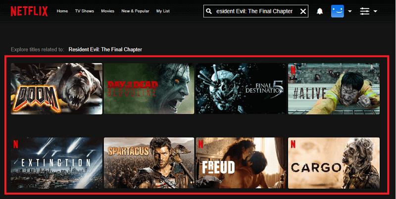 Watch Resident Evil: The Final Chapter (2016) on Netflix