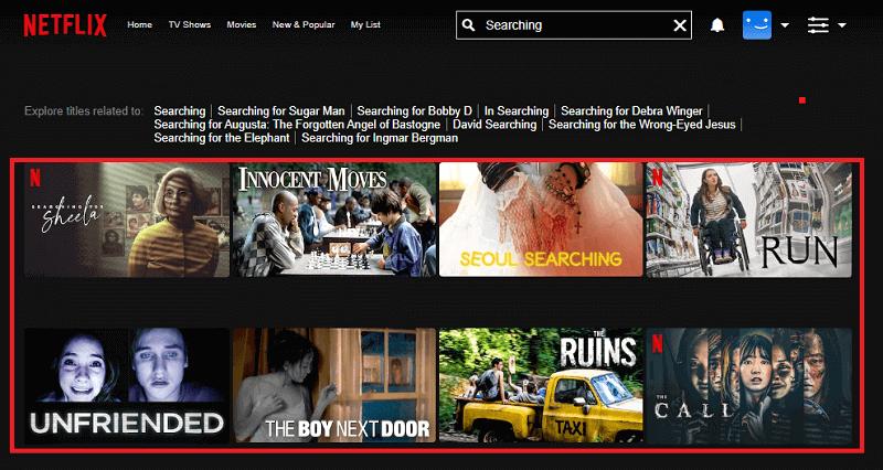 Watch Searching (2018) on Netflix