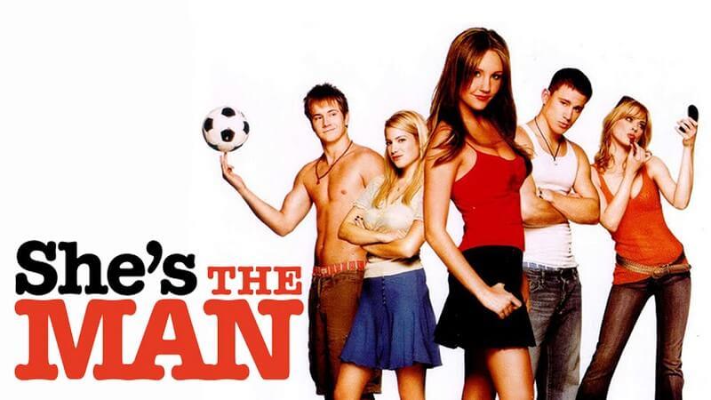 Watch She's the Man (2006) on Netflix