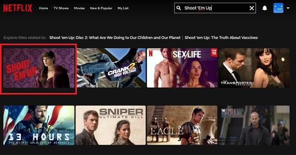 Watch Shoot 'Em Up (2007) on Netflix