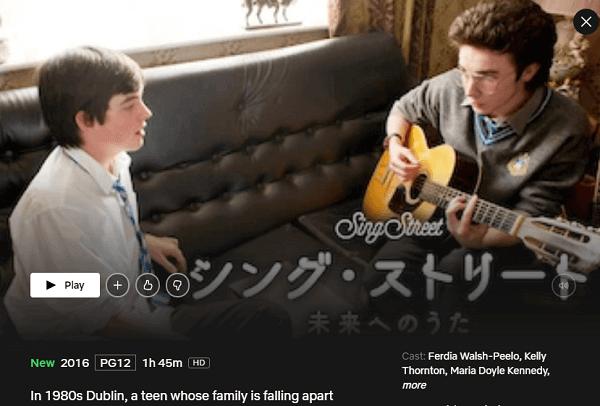 Watch Sing Street (2016) on Netflix