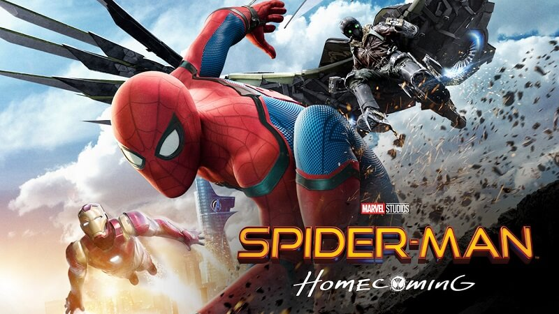 Watch Spider-Man: Homecoming (2017) on Netflix