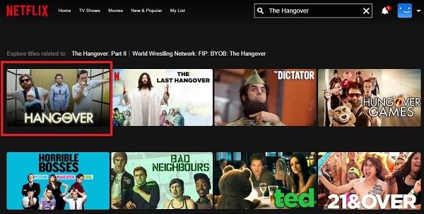 Watch The Hangover (2009) on Netflix