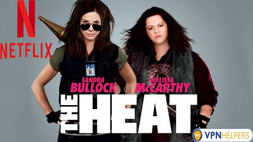 Watch The Heat (2013) on Netflix From Anywhere in the World