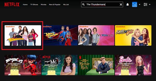 Watch The Thundermans (2014) on Netflix