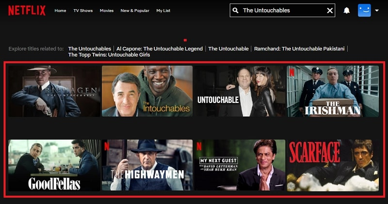 Watch The Untouchables (1987) on Netflix