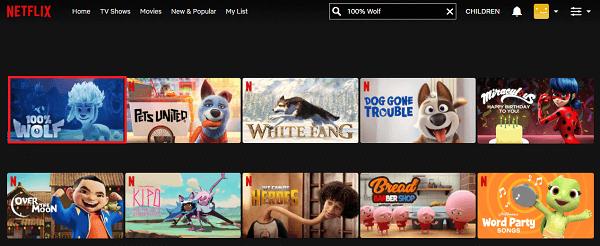 Watch 100% Wolf on Netflix 2