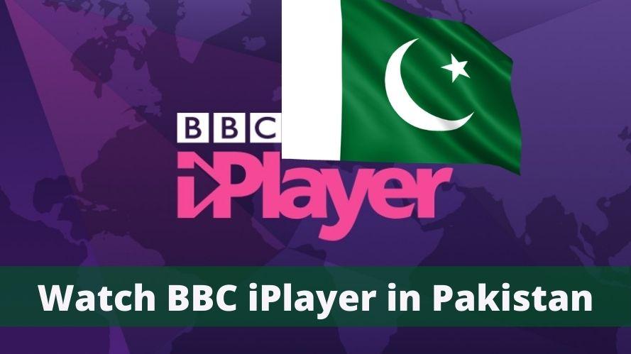 Watch BBC iPlayer in Pakistan