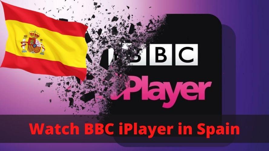 Watch BBC iPlayer in Spain