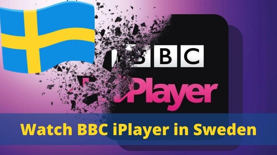 Watch BBC iPlayer in Sweden