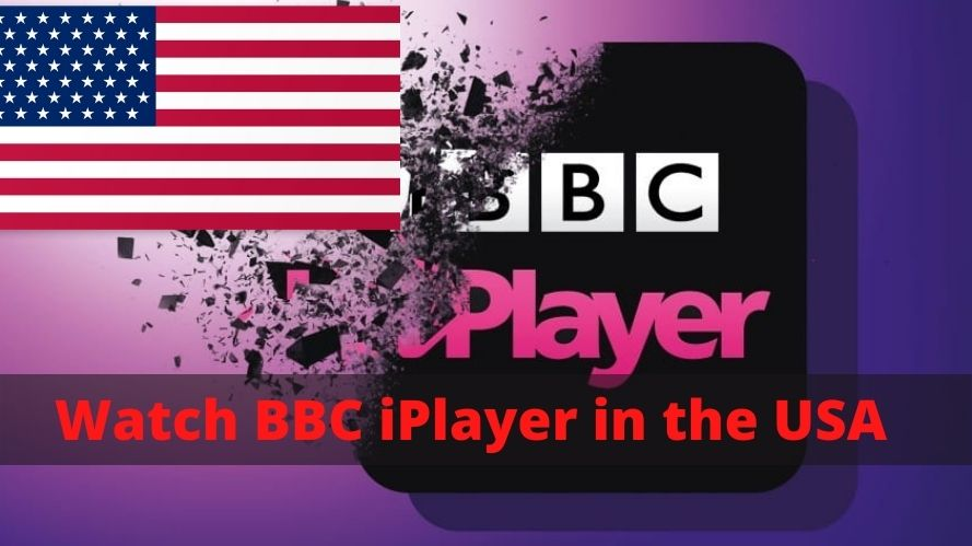 Watch BBC iPlayer in the USA