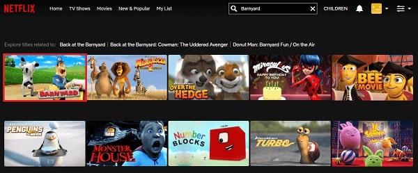 Watch Barnyard (2006) on Netflix 2