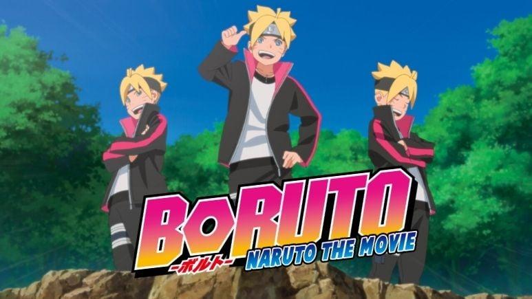 Watch Boruto - Naruto the Movie (2015) on Netflix